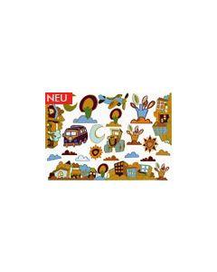 CARTA DECOUPAGE SOFT PAPER TO-DO ART 99310 MISURA 50X70CM
