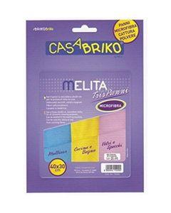 Casabella Panni x Polvere Pz.3 Melita