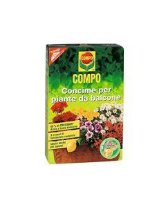Compo 1209502005 Concime per Piante da Balcone, 1 kg, Marrone, 4.7x14.2x22 cm