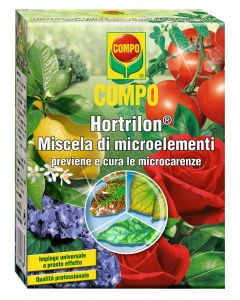 Compo 1610812005 Hortrilon Miscela di Microelementi, 5x5 g, Verde, 4.5x9x12 cm