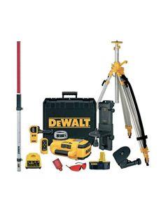 DeWalt DW079PKH-QW - KIT Laser Livellamento orizzontale e verticale. Reach 300m