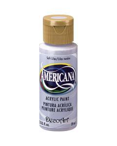 DecoArt Americana Vernice acrilica Multiuso, 59ml, Soft Lilac