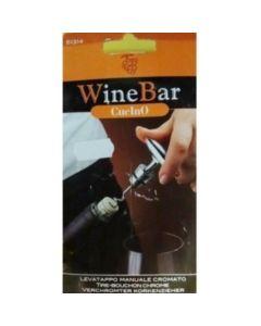 LEVATAPPO Manuale Cromato - Wine Bar - 51314