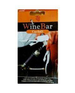 LEVATAPPO in Acciaio con Ali - Wine Bar-51316