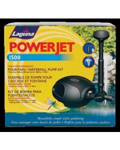 Laguna PowerJet 1500 Electronic FountainPump Kit by Laguna