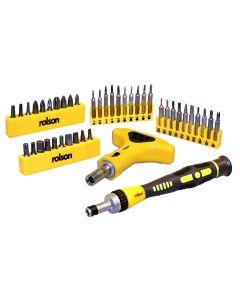 Laser 28230 - Set cacciavite e bussole, 42 pezzi
