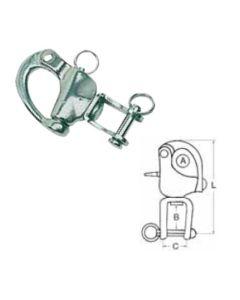 MOSCHETTONE RAPIDO C/GRILLO IN ACCIAIO INOX 12 mm MAGGI GROUP
