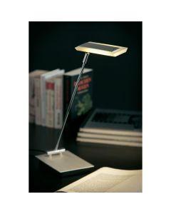Paulmann 702,44 lampada da tavolo, metallo, integrato, trasparente [Classe di efficienza energetica A+]