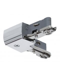 Paulmann 97650 Sistema di sbarre, metallo, argento