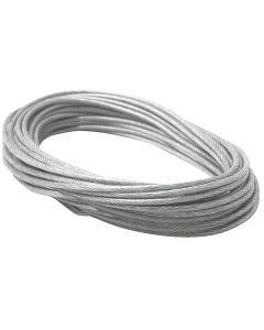 Paulmann 979,047 sistema di cavi, Argento