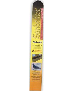 Sandokan Dissuasore Piccio-no deterrentemeccanico efficace su piccioni e volatili.