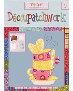TO-DO KIT CUCITO CREATIVO - PATCHWORK 9