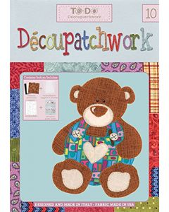 TO-DO KIT CUCITO CREATIVO - PATCHWORK 10