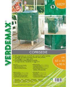 VERDEMAX 6829 Cover per Sedie 65 x 50 x 90 cm