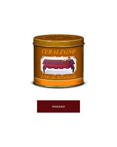 Veleca 8002417030504 Ceralegno, Cera in Pasta, Mogano