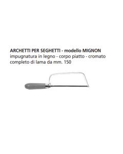 """ORECA-ARCHETTO PER SEGHETTO MODELLO """"MIGNON"""" mm 150"""