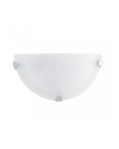 FANEUROPE - APPLIQUE LED LUNA BIANCA 30X15 - 12W-960LM-4000K