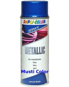 DUPLI COLOR- SPRAY METALLIC  400 ML BLU METALLIZZATO