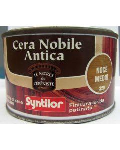 SYNTILOR CERA NOBILE ANTICA 0,25 L NOCE MEDIO