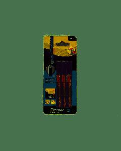 BLACK&DECKER PIRANHA 3 LAME SEGHETTO ALTERNATIVO PER LEGNO X21003 TAGLIO FINE