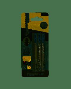 BLACK&DECKER PIRANHA 3 LAME PER LEGNO  TAGLIO MEDIO 100X2,5mm
