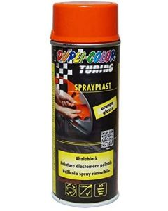 DUPLI COLOR- SPRAYPLAST  400 ML ARANCIO SATINATO