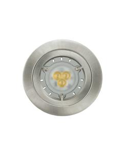 LIGHT TOPPS - FARETTO INCASSO LED - 35W/250LM - ROTONDO