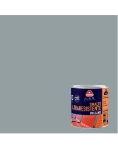 BOERO - SMALTO ULTRARESISTENTE BRILLANTE CODICE 950 2 LITRI GRIGIO ANTICO 270 MODELLO 7SC95027000002000