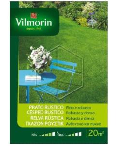 VILMORIN - SEMI PER PRATO RUSTICO 0,5KG