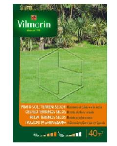 VILMORIN - SEMI PER PRATO SOLE TERRENI SECCHI 1KG